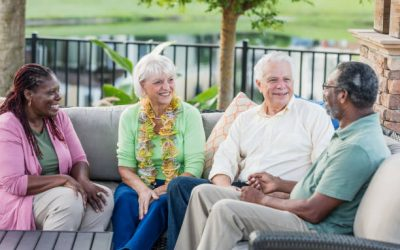 New 55+ Community Means New Neighbors