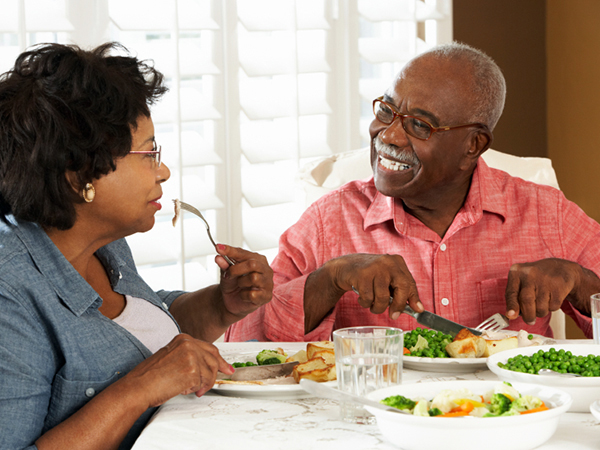Healthy Eating for Active Senior Adults