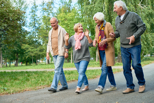 Some Great Reasons to Join a Walking Group!